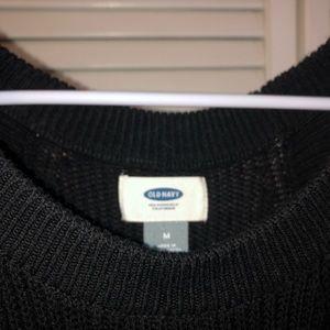 Old Navy Tops - NWT Sweater Halter Top Sz M